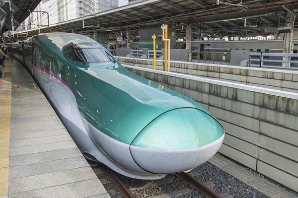 北海道新幹線イメージ