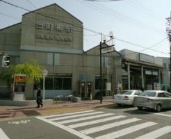 出町柳駅イメージ