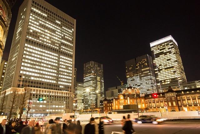 東京駅イメージ