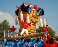新居浜太鼓祭りイメージ