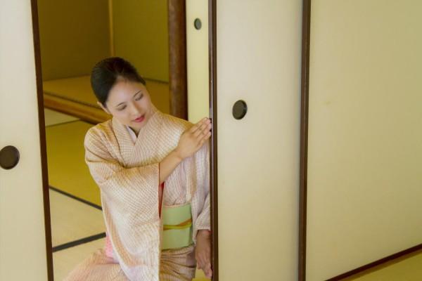 日本のおもてなしイメージ