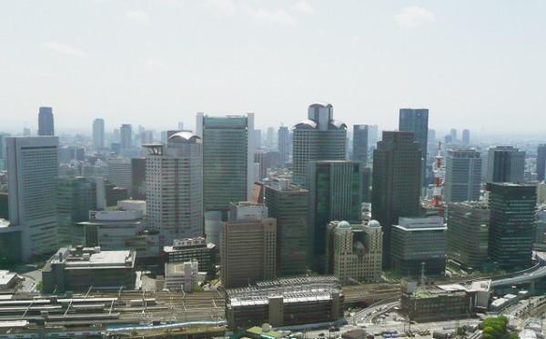梅田超高層ビルイメージ