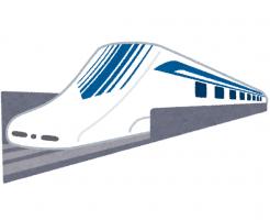 リニア新幹線イメージ
