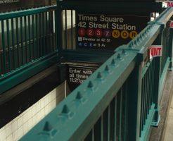 ニューヨーク地下鉄イメージ