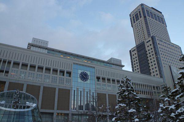 札幌駅イメージ