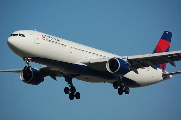 デルタ航空イメージ