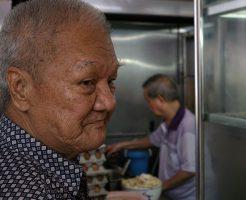 高齢者失業イメージ