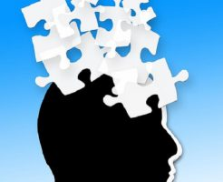 若年性認知症イメージ