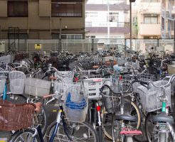 自転車駐輪イメージ